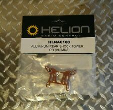 Helion Animus Aluminum Rear Shock Tower Orange HLNA0168