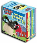 Timmy Time Little Pocket Library Collection Childrens 6 Board Books Set