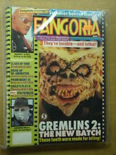 FANGORIA #93 NM STARLOG HORROR MAGAZINE GREMLINS
