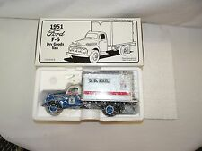 First Gear 1951 Ford F-6 Dry Goods Van US Mail Truck 1/34 Scale
