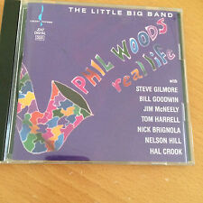 Real Life, Phil Woods, Little Big Band, Audio CD