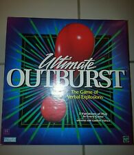 ultimate outburst 1999 explosions complete