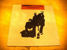 Cardsleeve Single cd SWEET COFFEE Downtown PROMO 1TR 2007 downtempo future jazz