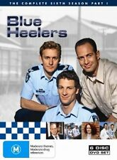 Blue Heelers : Season 6 PART 1 (DVD, 2007, 6-Disc Set) Region 4