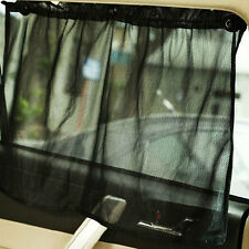 1 Pair Car Window Side Curtain Sun Shade UV Protection Sun Preventor 43*77cm""