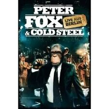 PETER FOX - PETER FOX & COLD STEEL-LIVE AUS  DVD NEU