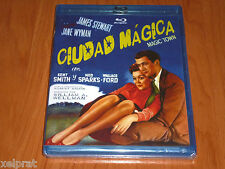 MAGIC TOWN / CIUDAD MAGICA - English Español - Bluray ALL ZONE - Precintada