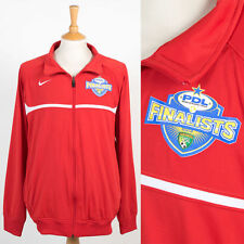 MENS NIKE UNITED SOCCER LEAGUES FINALIST TRACKSUIT TOP JACKET FOOTBALL XL