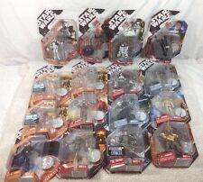 Hasbro Star Wars 30Th Anniversary Collection Action Figure LOT Of 16 MOC