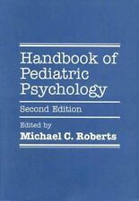 Handbook of Pediatric Psychology, Second Edition-ExLibrary