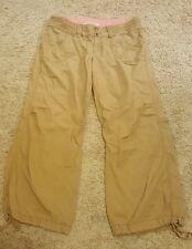 Aeropostale Women's Cargo Khakis Size 11/12