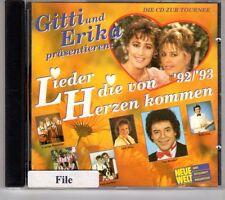 (GK649) Lieder, Die Von Herzen Kommen - 1992 CD