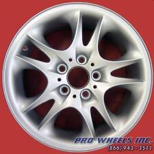 "BMW X3 17X8"" SILVER FACTORY ORIGINAL WHEEL RIM 59523"