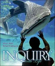 Inquiry into Life, Windelspecht, Michael, Mader, Sylvia US 14TH EDITION