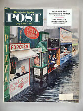 Saturday Evening Post - July 2, 1955 -- Alcoholics Anonymous article