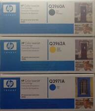 HP Q3960A, Q3962A & Q3971A Print Cartridge HP LaserJet Series 2550