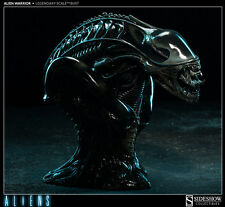 SIDESHOW ALIEN WARRIOR LEGENDARY SCALE BUST EXCLUSIVE NEW ALIENS #108 of 500