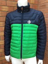 RLX RALPH LAUREN PACKABLE NAVY/GREEN FEATHER/DOWN FILLED JACKET RETAIL £215 XL