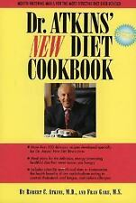Dr.Atkin's New Diet Cookbook, Robert C. Atkins, Acceptable Book