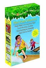 Magic Tree House Volumes 25-28 by Mary Pope Osborne [Paperback] NEW