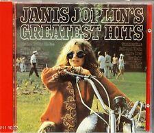 Janis Joplin - Greatest Hits (CD 1999)