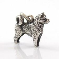 James Avery Rare Retired Sterling Silver Huskey Dog Charm