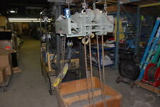 NEW!!Chester Electric Chain Hoist;3 TON;mod.ELG-0300S;5 fpm;10 ft lift INV=20263