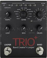 DigiTech Trio Plus Trio+ Band-in-a-Box Programmable Looper Looping Pedal