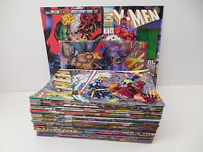 X-Men Marvel Comic Book Collection First Issue #1 Hologram Foil Covers Wolverine