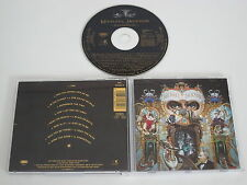 MICHAEL JACKSON/DANGEROUS(EPIC 465802 2) CD ALBUM
