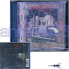 """PGR LINDO FERRETTI CANALI """"D'ANIME E D'ANIMALI"""" RARO CD 2004 - SIGILLATO"""