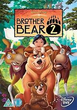 BROTHER BEAR 2 - DISNEY DVD - BRAND NEW SEALED - UK RELEASE