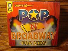 POP N BROADWAY for Kids  2 CDs of 25+ Hit POP Broadway songs * Enlarge Photos
