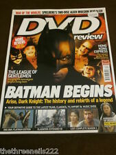DVD REVIEW #82 - BATMAN BEGINS