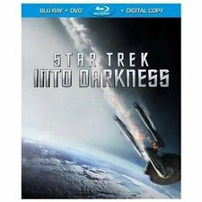 NEW Star Trek Into Darkness (Blu-Ray DVD Ultraviolet + iTunes Digital Copy)