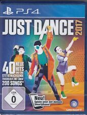 Just Dance 2017 - PS4 / Sony Playstation 4 - Neu & OVP - Deutsche Version!