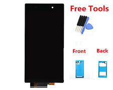 Black LCD Display +Touch Screen Digitizer +Sticker+Tools For Sony Xperia Z1 L39h