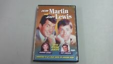 DEAN MARTIN AND JERRY LEWIS DVD WITH SPECIAL GUEST STAR BURT LANCASTER