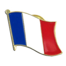 France Flag Lapel Pin / France Pin