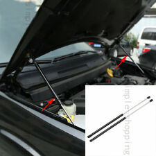 2X Stainless Easily Lift Engine Hood Support Strut Prop For Dodge Journey 13-15