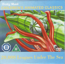 20,000 LEAGUES UNDER THE SEA  - PROMO DVD: CHILDREN'S ANIMATED CLASSIC / 55 MINS