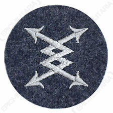Germal Luftwaffe TELEPHONE OPERATORS TRADE BADGE Signals Patch Uniform Insignia