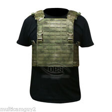 OPS / UR-TACTICAL ADVANCED MODULAR PLATE CARRIER SYSTEM IN A-TACS FG