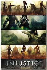 Injustice: Gods Among Us (banners) Poster #RP5927