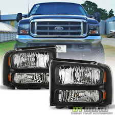 1999-2004 Ford F250 F350 F450 Super Duty Excursion Conversion Harley Headlights