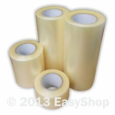 Sign Making Clear Vinyl Application Tape 200mm x 91metres Ritrama CF 300 Roll