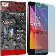 """Pellicola Vetro Temperato Per Asus ZenFone 2 ZE551ML ZE550ML Salva Schermo 5.5"""""""
