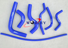 FOR SUZUKI SAMURAI Silicone Radiator Heater Hose 1986-1995 BLUE