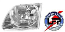 2002-2003 02-03 Ford F-150 Harley Davidson Headlights Headlamps Right Side
