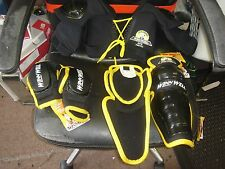 NEW Youth Ice Hockey Protective Gear Kit Set Kids Equipment Package New